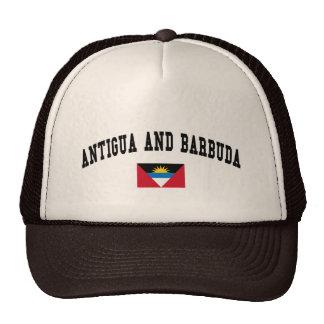 ANTIGUA AND BARBUDA TRUCKER HAT