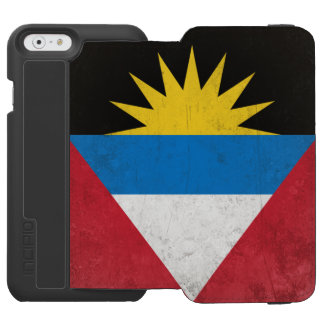 Antigua and Barbuda iPhone 6/6s Wallet Case