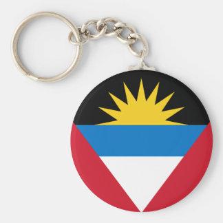 antigua and barbuda key chain