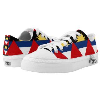 Antigua and Barbuda Low-Top Sneakers