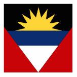 Antigua and Barbuda Photo Cut Outs