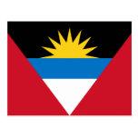 antigua and barbuda postcard