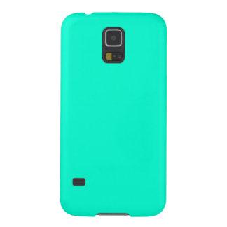 Antigua Aqua Aquamarine Blue Green Tropical Galaxy S5 Case