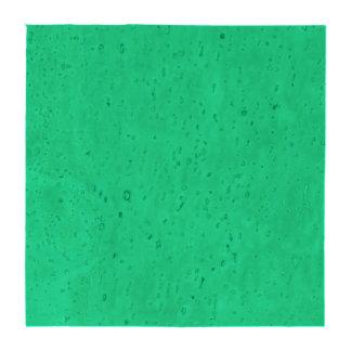 Antigua Aqua Aquamarine Blue Green Tropical Coaster