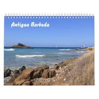 Antigua Barbuda Calendars
