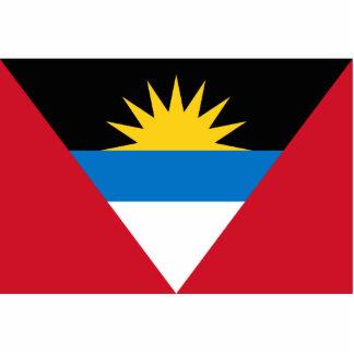 Antigua & Barbuda Flag Cutout
