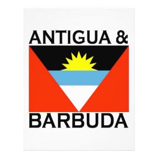 Antigua & Barbuda Flyer