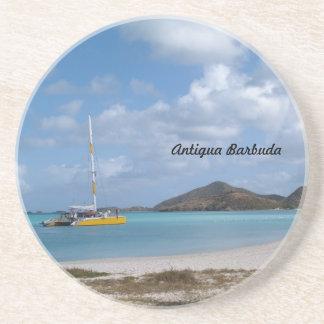Antigua Barbuda Series--Jolly Beach Coaster