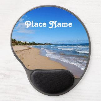 Antigua Beach Gel Mouse Pad