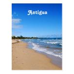 Antigua Beach Post Cards