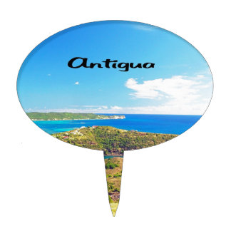 Antigua Cake Pick