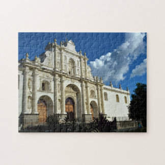 Antigua Cathedral Puzzle