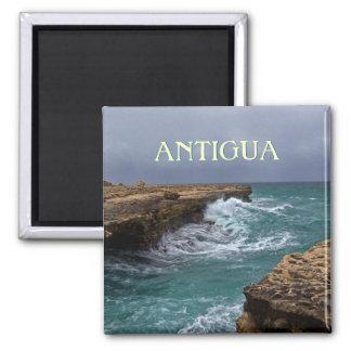 Antigua Devil's Bridge Souvenir Photo Magnet