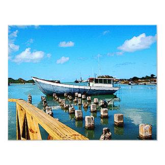 Antigua Dock Card