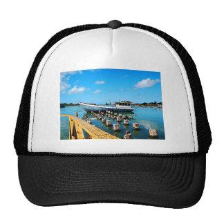 Antigua Dock Trucker Hat