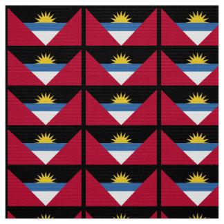 Antigua Flag Fabric