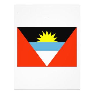 Antigua Full Color Flyer