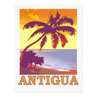 Antigua Flyer