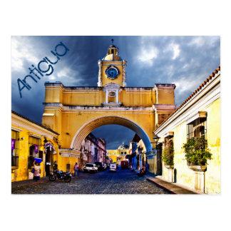 Antigua, Guatemala, America Central Tarjeta Postal