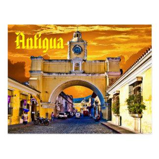 Antigua, Guatemala, Central America Postcards