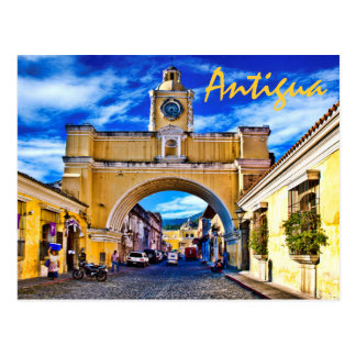 Antigua, Guatemala, Central America Postcard