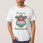 Antigua Guatemala City Crest Shirt