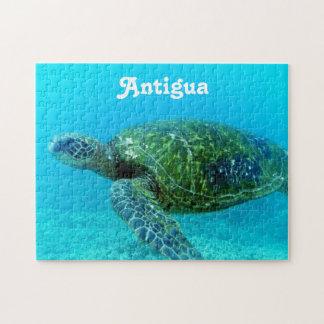Antigua Hawk Billed Turtle Puzzle