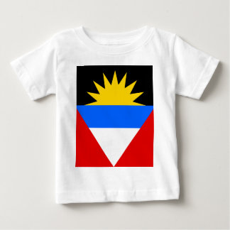 Antigua High quality Flag Baby T-Shirt