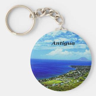 Antigua Keychain