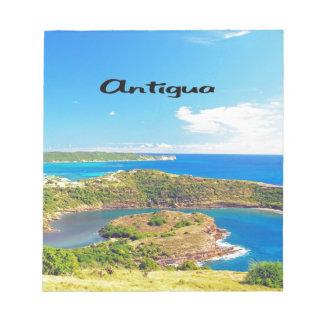 Antigua Notepad