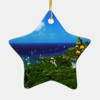 Antigua Christmas Tree Ornament