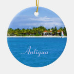 Antigua Paradise Ornament