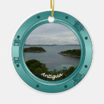 Antigua Porthole Ornaments
