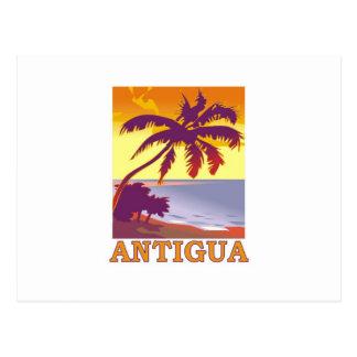 Antigua Postcard