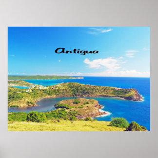 Antigua Print