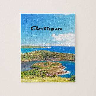 Antigua Puzzles