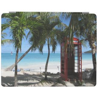 Antigua Red Phone Box HFPHOT13 iPad Smart Cover