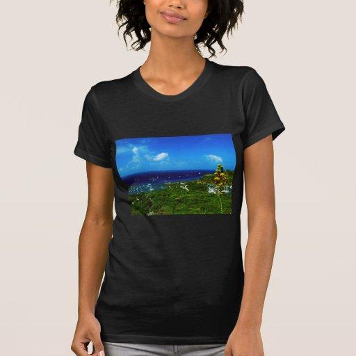 Antigua, regatas de la vela camiseta