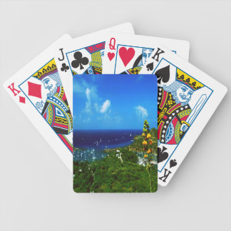 Antigua, Sail Boat Races Bicycle Playing Cards