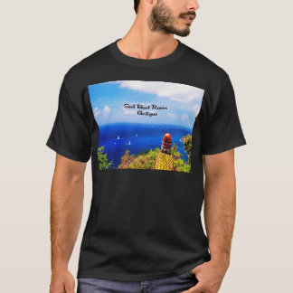 Antigua Sailboat races T-Shirt