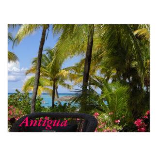 Antigua Tarjeta Postal