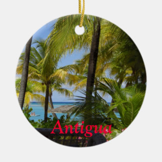 Antigua View Ornament
