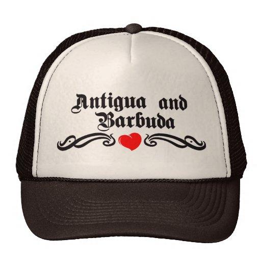 Antigua y Barbuda Gorras