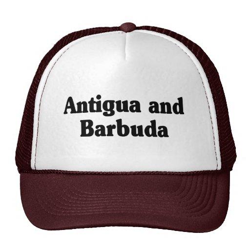 Antigua y Barbuda Gorro