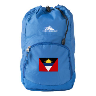 Antigua y Barbuda Mochila