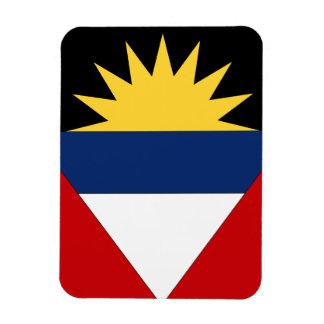 Antigua y Barbuda Iman De Vinilo