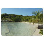 Antiguan Beach Beautiful Tropical Landscape Floor Mat