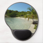 Antiguan Beach Beautiful Tropical Landscape Gel Mouse Pad