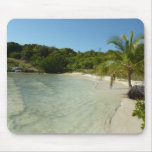 Antiguan Beach Beautiful Tropical Landscape Mouse Pad
