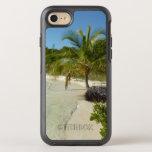 Antiguan Beach Beautiful Tropical Landscape OtterBox Symmetry iPhone 8/7 Case